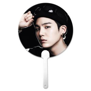 China Idol Picture 3d Lenticular Hand Fan Of Celebrity wholesale