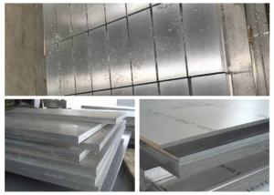 China Foam Molding 7075 Aluminum Plate , T7651 6 Gauge Aluminum Sheet AlZn5.5MgCu on sale
