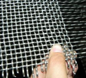 China 6 Mesh Electro Galvanized Square Wire Mesh Low Carbon Iron Netting on sale