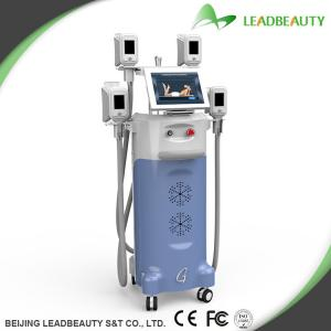 China Effective Results 4 handles fat removal equipment cryolipolysis slimming machine on sale