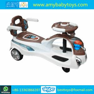 China New Model Hot Sell High Quality With Competitve Price Kids Magic Car Kids Swing Car Kids Auto Cars Kids Plasma Car on sale