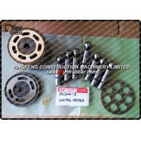 High Self Priming Capability Excavator Hydraulic Pump Parts Set Plate Piston Cylinder block  Komatsu PC200-5 / HPV90