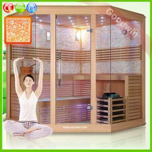 China Ozone Sauna cabin Sauna Steam room on sale