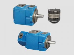 China Denison T6 double hydraulic vane pump on sale