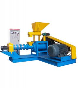 China DGP Series Dry Type Fish Feed Pellet Extruder for Premium Pellet Production on sale