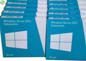 Quality Genuine Windows Server OEM Standard 2012 Retail Box 32 bit 64 bit , Win Server 2012 Std for sale