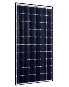 China Black Solar Power Panels / Office Building Multicrystalline Solar Panels on sale