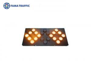 China High Luminance Flashing Traffic Warning Lights Portable Remote Control on sale