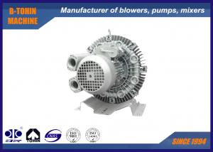China 2.55KW Side Channel Air Blower , aluminum alloy turbo industrial vacuum fan on sale
