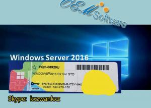 China Spanish Package Windows Server 2016 Standard Key Std R2 Retail 64 Bit 16 Core on sale