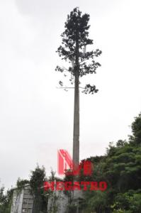 China Camouflage tree antenna covers for telecom on sale