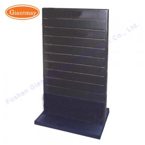 China Metal Floor Storage Shelf for Sale Slatwall Shoe Display on sale