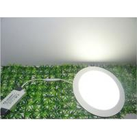 hot sale 2014 new led panel light round 12w ,warm white/natural white/cool white dia170mm