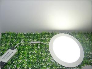 China hot sale 2014 new led panel light round 12w ,warm white/natural white/cool white dia170mm on sale