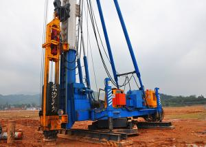China High Performance Hammer Piling Machine / Drop Hammer Pile Driving on sale
