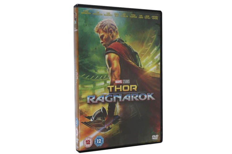 New Release Thor Ragnarok Dvd Movie Action Adventure Comedy Movie Sci Fi Film Dvd Wholesale For Sale Movie The Tv Show Dvd Manufacturer From China 108045335
