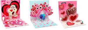 China Custom 3D object greeting card on sale