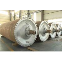Cast iron dryer cylinder customized for paper making machine of paper mill