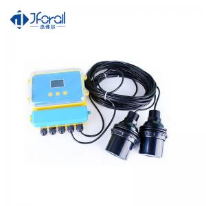 China Non Contact Ultrasonic Differential Level Sensor Liquid Level Measurement Instruments on sale