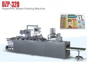 China Shaver Paper Plastic Tablet Blister Packing Machine / Blistering Machine on sale