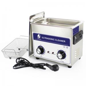 Quality Benchtop Ultrasonic Cleaner JP-020 3.2L mechanical model for printhead cleaning for sale