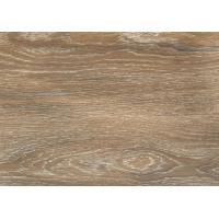 Commercial Wood Texture Decorative Film Application In Vinyl Plank Floor