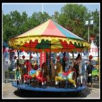 China Popular playground simple merry go round carousel for sale wholesale