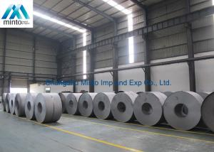 China Full Hard Cold Rolled Stainless Steel Coil For Corrugated Roofing Sheet on sale