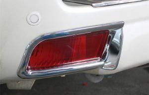 China ABS Chrome Tail Fog Lamp Bezel for Toyota 2010 Prado2700 4000 FJ150 2014 on sale