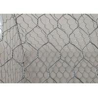 China Electric Galvanized Hexagonal Wire Mesh For Breeding 0.5mm Wire Dia on sale