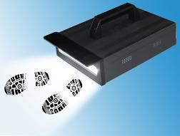 China LED 2.1 kg Footprint Light Source on sale