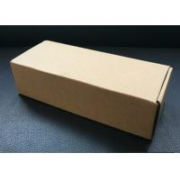 Double Wall Corrugated Cardboard Shipping Box / Paper Packaging Drawer Gift Box