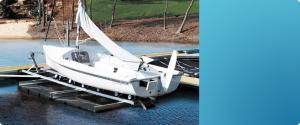 China shoredock Aluminum Boat ramp kit on sale