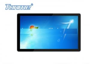 China Wall Mount Interactive Touch Screen LCD Monitor 32 / 42 / 55 Inch Wide Viewing Angle on sale