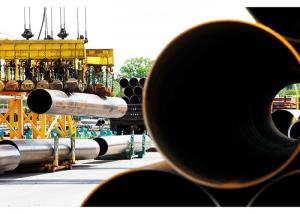 China Astm A335 Seamless Alloy Ste El Tubep91 High Pressure Boiler Pipes Hot Rolled on sale