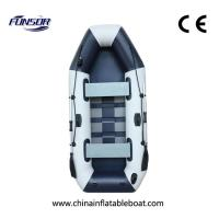 China 1-4 Person Inflatable Fishing Dinghy / Foldable Inflatable Sport Boats on sale