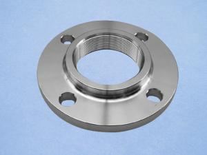 China 321 317 Threaded Stainless Steel Flanges / ASTM Super Duplex Flange on sale