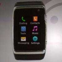 AVATAR wrist watch mobile phone with numberic keyboard compass and voice dialing ET-li