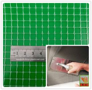 China Plaster reinforcement and anti-cracking nets, PP+UV, Plaster mesh, environment friendly on sale