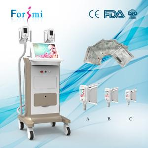 China New design lipo cryotherapy cryolipolysis fat freeze slimming machine for sale on sale