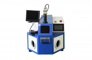 China Stainless Steel / Gold Laser Welding Machine Jewelry Soldering Equipment on sale