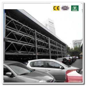 China 2-6 Floors Full Automated Parking Lot Solutions Smart Car Parking System Puzzle Equipment on sale