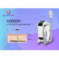 China Pigment Reduction IPL RF Beauty Equipment 2500w Output Power 4 - 8mm YAG Spot Diameter on sale
