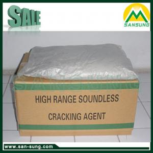 China SCA High Range Soundless Crack Agent on sale