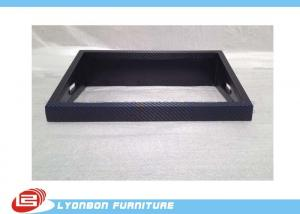 China MDF Custom Wood Display Stand Accessory Melamine Finished Wood Brand SGS on sale