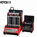 OEM Iron Fuel Injector Tester And Cleaner Nozzle Test Equipment For Car