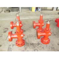 China Choke valve in wellhead choke valve installation choke valve in christmas tree on sale