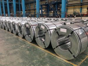 China GI Coils Building Purlins Hot Dipped Galvanized Sheet Metal 900mm - 1250mm Width on sale