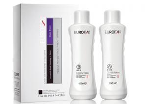 China Mild Formula Perm Hair Straightening Lotion 1000ml  Keratin / Plant Extract on sale