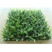 China CE forever green Decorative soft artificial grass lawn 2 layers for home on sale